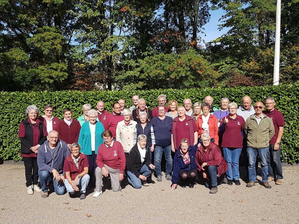 Leden de Oudenbosche Boulers